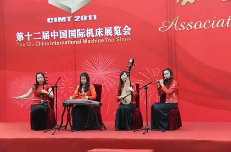 中国古典乐器表演